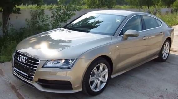 Установка гбо на Audi A7 3.0 TFSI ABT 400 л.с.