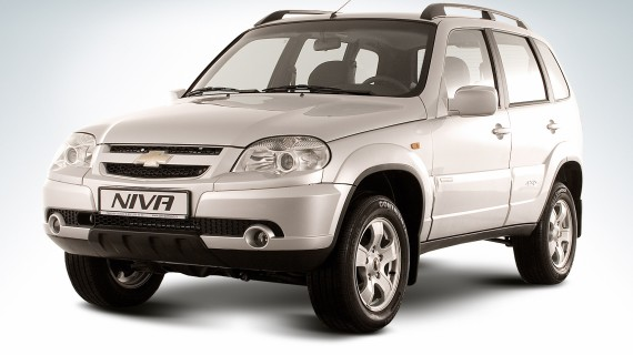 Установка гбо на Chevrolet Niva
