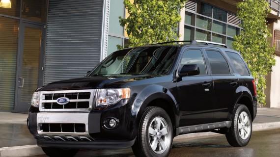 Установка гбо на Ford Escape Wagon 3.0