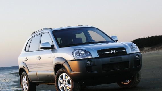 Установка ГБО на Hyundai Tucson