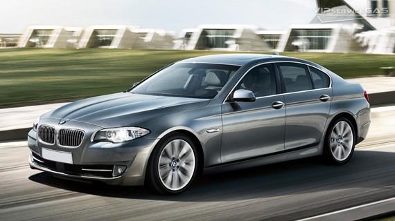 Установка ГБО на BMW 528 F10