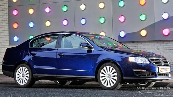 Установка ГБО на Volkswagen Passat B6 1.8 TSi — 160 л.с.