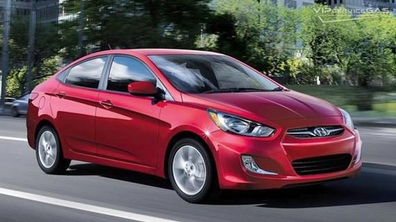 Установка ГБО на Hyundai Accent 1.4 — 107 л.с.