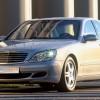 Установка ГБО на Mercedes-Benz S-class V8 W221