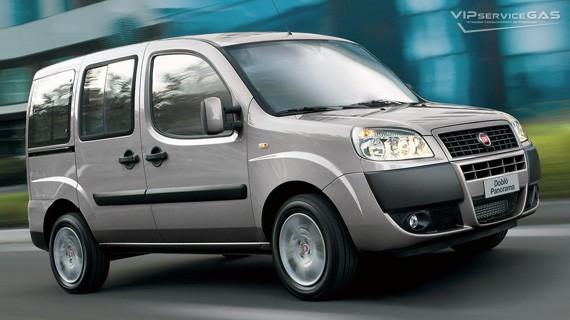 Установка ГБО на Fiat Doblo 1.4 — 77 л.с.