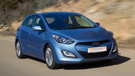 Установка ГБО на Hyundai i30 1.6 — 130 л.с.