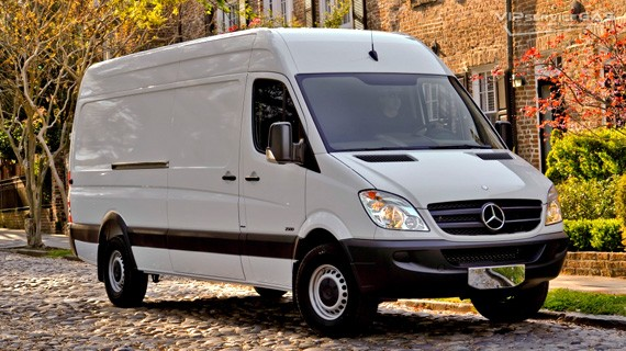 Установка ГБО на Mercedes-Benz Sprinter 311 (Thermo) 2.2 — EURO 4