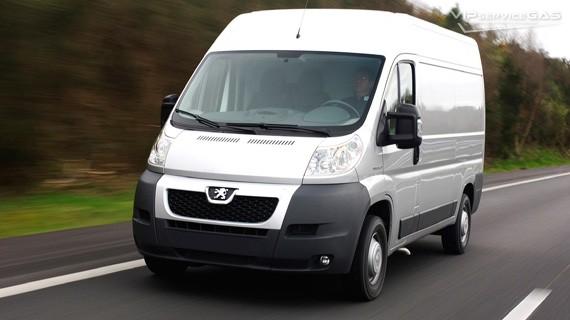 Установка ГБО на Peugeot Boxer 2014 — EURO 5