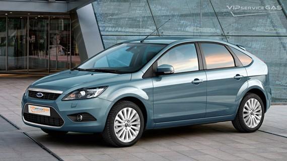 Установка ГБО на Ford Focus II 1.6 — 100 л.с.