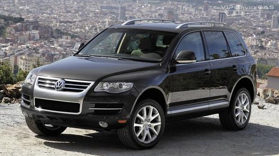 volkswagen touareg v8 4 2 fsi 2008 350hp stag. Black Bedroom Furniture Sets. Home Design Ideas