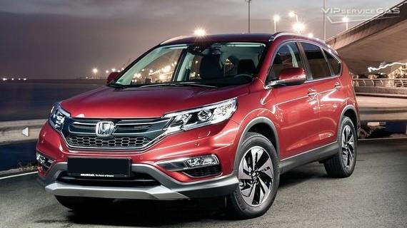 Установка ГБО на Honda CR-V — 2012