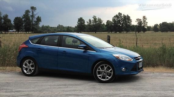 Установка ГБО на Ford Focus 1.6 2012