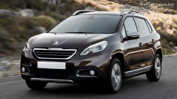 Установка ГБО на Peugeot 2008 1.2 — 2015