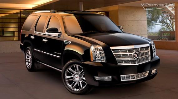 Установка ГБО на Cadillac Escalade 6.2 V8