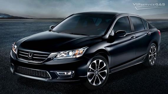 Установка ГБО на Honda Accord V6 3.5