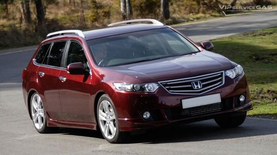 Установка ГБО на Honda Accord Type-S Wagon