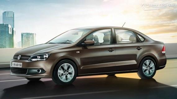 Установка ГБО на Volkswagen Polo 1.6 — 2015