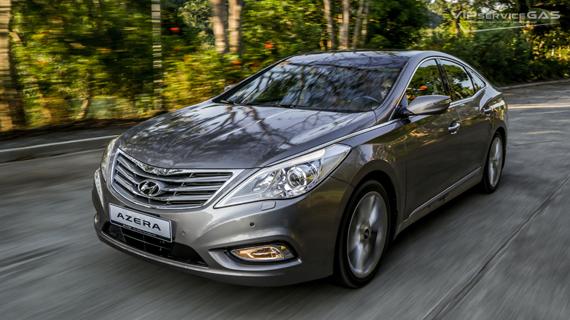 Установка ГБО на Hyundai Azera 3.0 V6