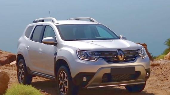 Установка ГБО на Renault Duster 1.6 2018 — 115 л.с.