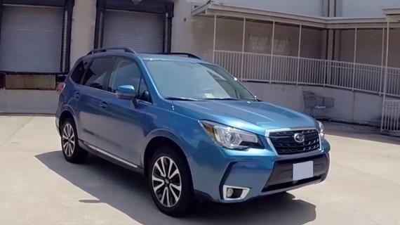 Установка ГБО на Subaru Forester 2.0 DIT прямой впрыск