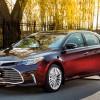 Установка ГБО на Toyota Avalon Hybrid 2.5