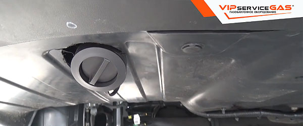 Газ на Hyundai Elantra 2016