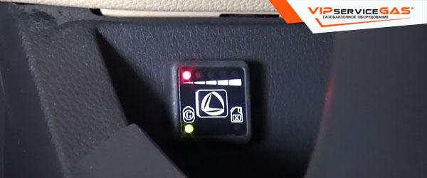 ГБО на Hyundai Azera V6