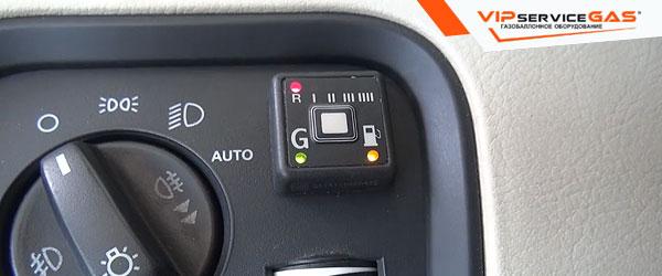 Газ на Range Rover SPORT 4.2