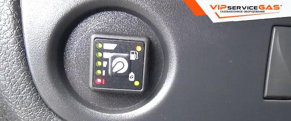 Газ на Renault Logan 1.2