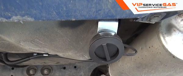 Газ на Subaru Impreza STI