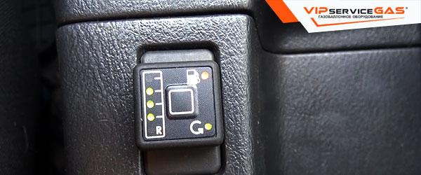 Газ на Subaru Impreza