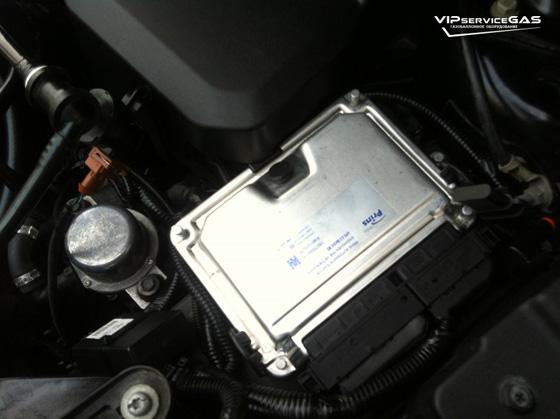 установка гбо на Форд Куга 2.5 турбо в Харькове
