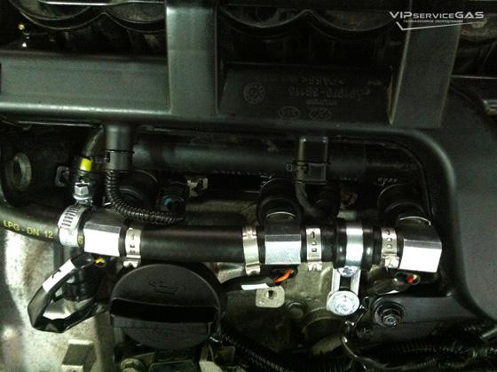 Гбо на Hyundai Grandeur