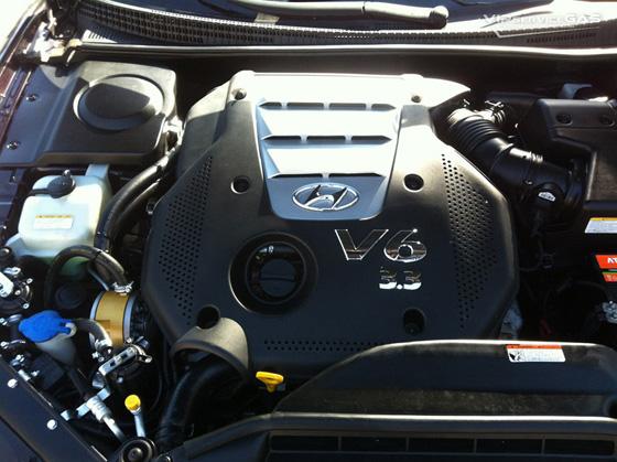 Установка гбо на Hyundai Grandeur