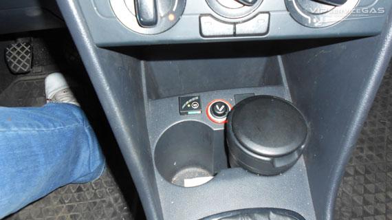 Газ на Volkswagen Polo