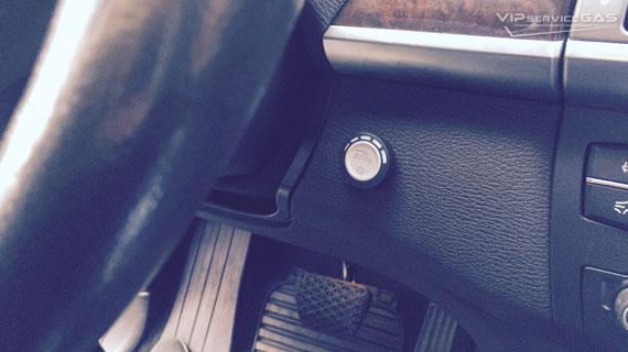 Гбо на BMW X5 3.0