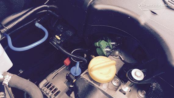 Газ на Fiat Doblo