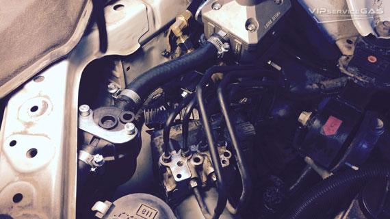 Гбо на Lexus RX 350 2014