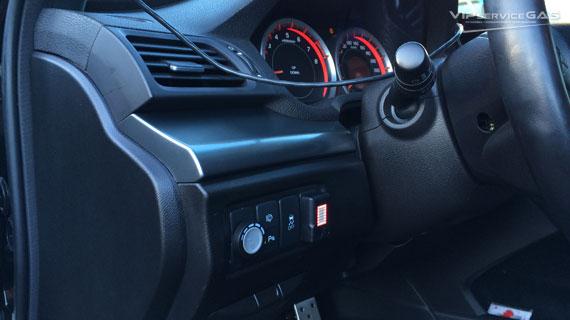 Установка гбо на Хонда Аккорд 2.4