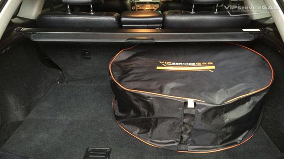 Установка гбо на Lexus RX 350 2013