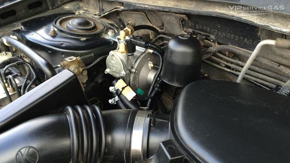 Газ на Subaru Legacy Outback