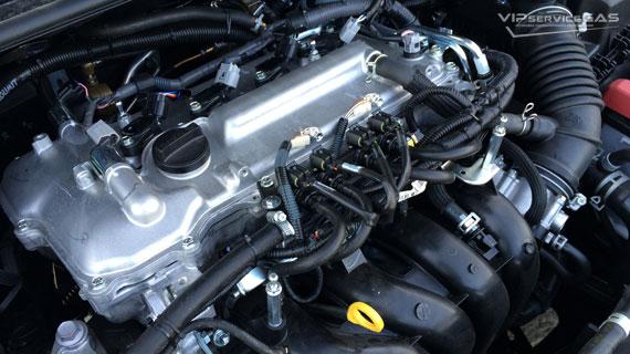 Гбо на Toyota Corolla 1.33 2015