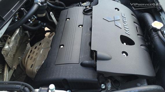 Газ на Mitsubishi ASX 2.0