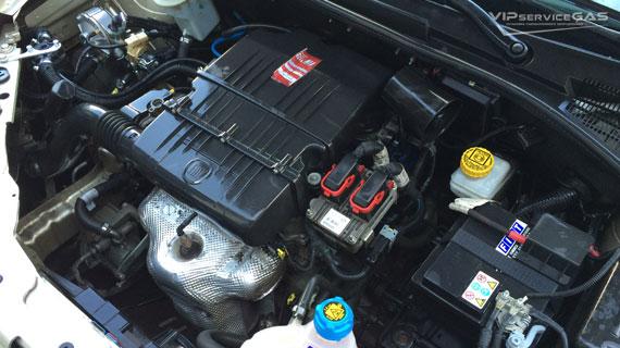 Fiat Linea газ