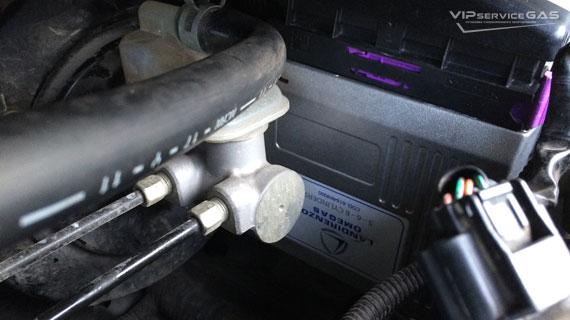 Установка гбо на Nissan Murano 3.5