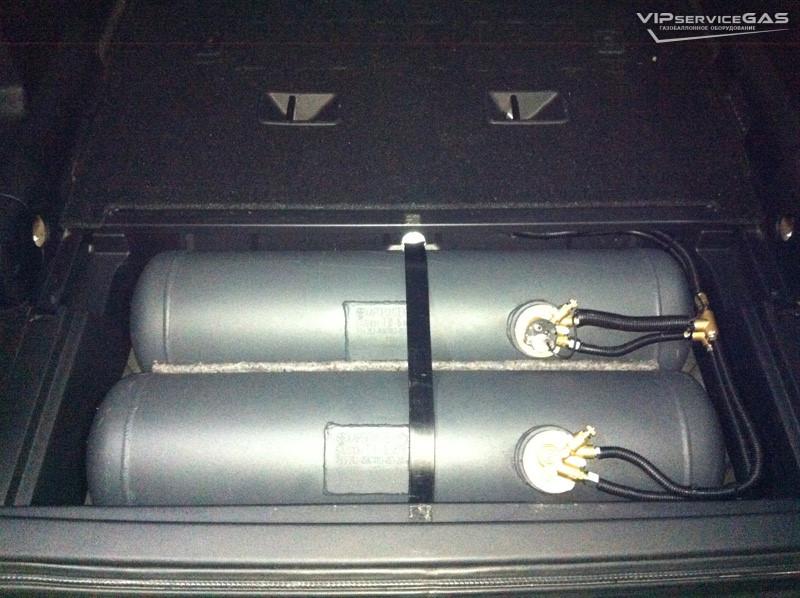 Установка гбо на Mitsubishi Pajero Wagon 3.0