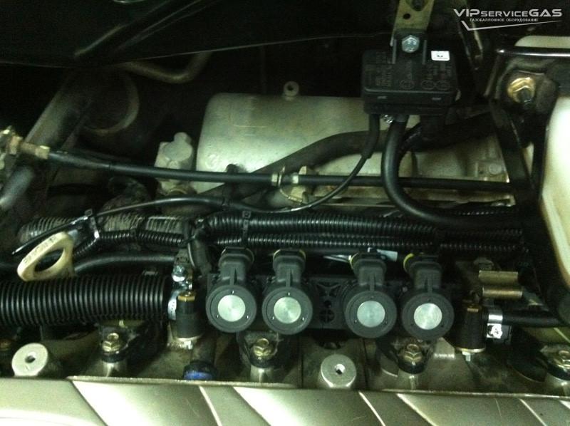 Газ на BYD S6