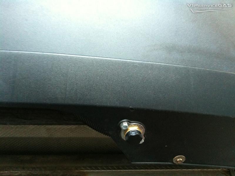 Установка гбо на BMW X5 4.8