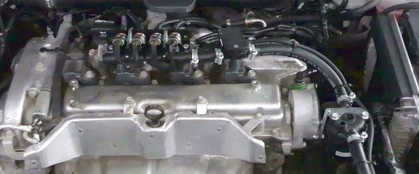 Гбо на Chevrolet Malibu 2.5 2015 197hp