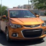 Установка гбо на Chevrolet Sonic/Aveo LTZ 1.4 Ecotec 101hp